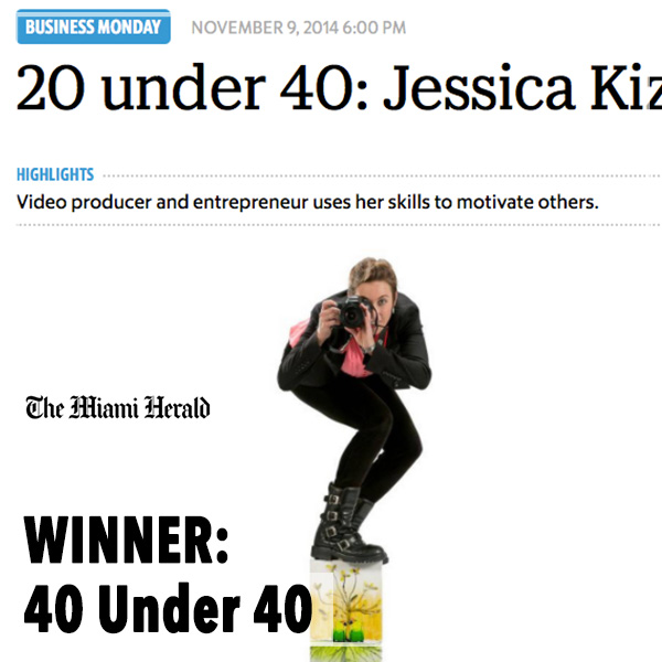 1 Jessica Kizorek 20 Under 40 OFFICIAL