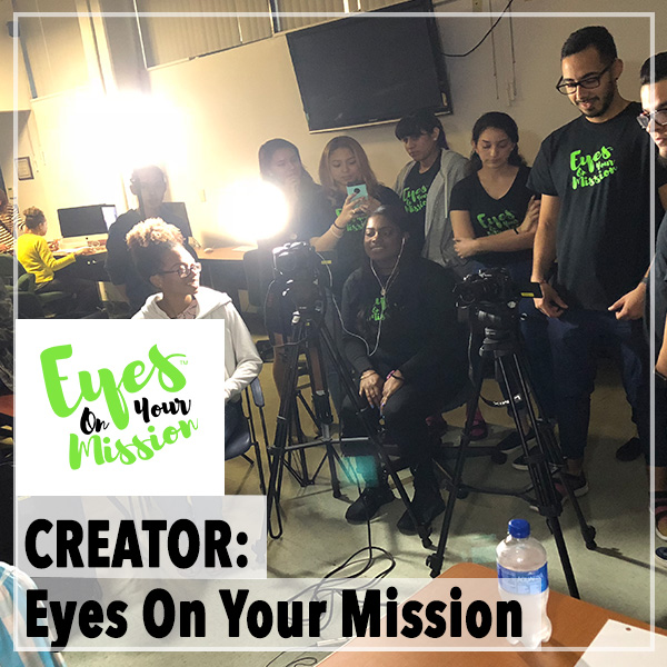 1 Jessica Kizorek Eyes On Your Mission OFFICIAL
