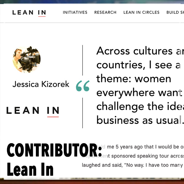 1 Jessica Kizorek Lean In OFFICIAL