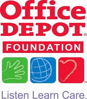 1 Office Depot Foundation Logo Two Parrot Productions Client