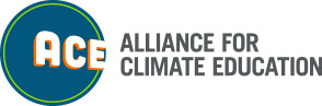 2 Alliance for Climate Education Logo Two Parrot Productions Client copy