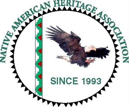 3 Native-American-Heritage-Association Logo Two Parrot Productions Clientmage
