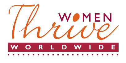 3 Women Thrive Logo Two Parrot Productions Client
